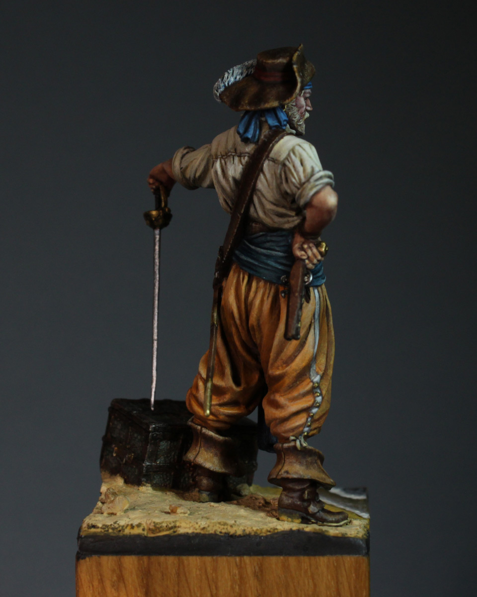 Figures: Buccaneer, 1650's, photo #7