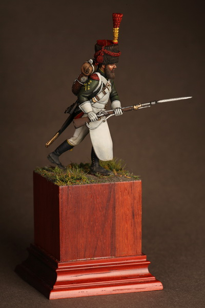 Figures: Sapper flanqueur grenadiers of the Guard 1812, photo #12