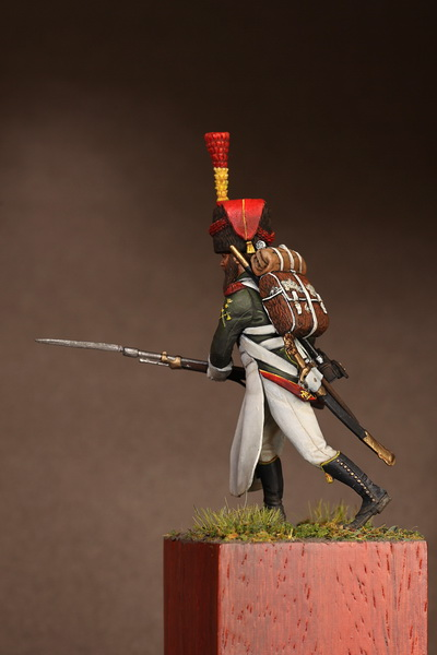 Figures: Sapper flanqueur grenadiers of the Guard 1812, photo #6