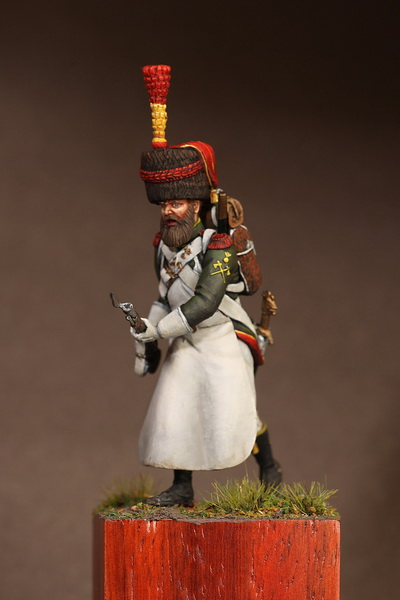 Figures: Sapper flanqueur grenadiers of the Guard 1812, photo #8