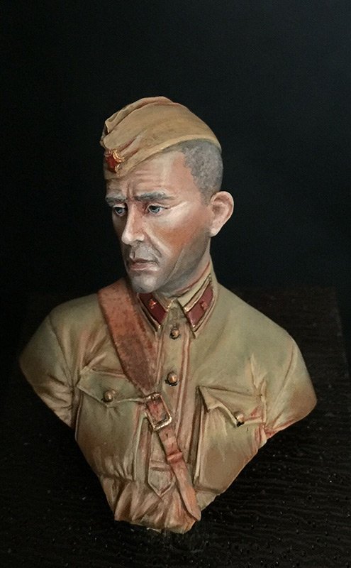 Figures: Second lieutenant, Red Army, 1941, photo #2