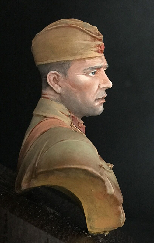 Figures: Second lieutenant, Red Army, 1941, photo #4