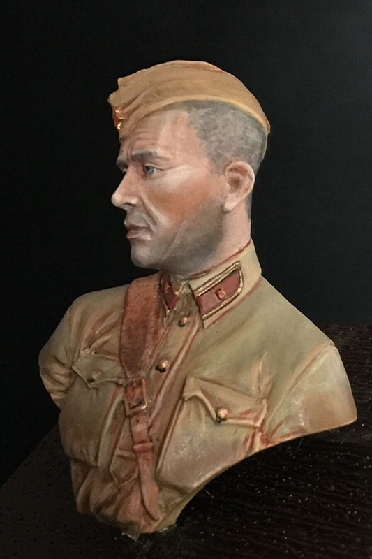 Figures: Second lieutenant, Red Army, 1941, photo #5