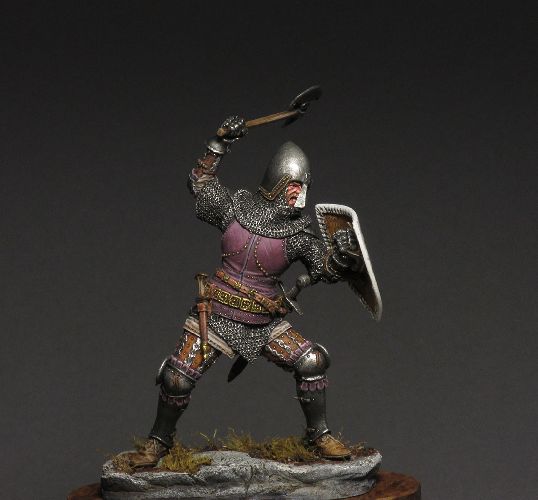 Figures: Brandenburg knight, photo #1