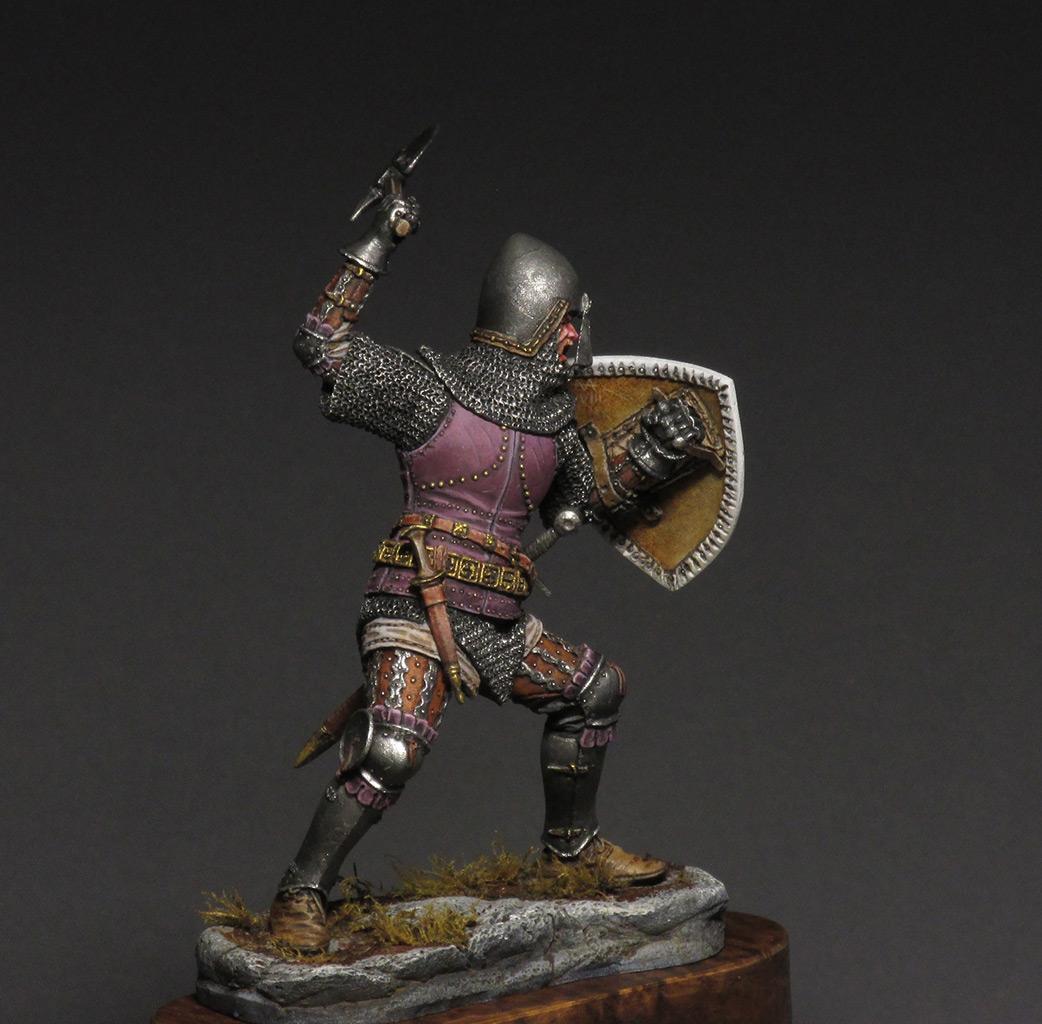 Figures: Brandenburg knight, photo #2