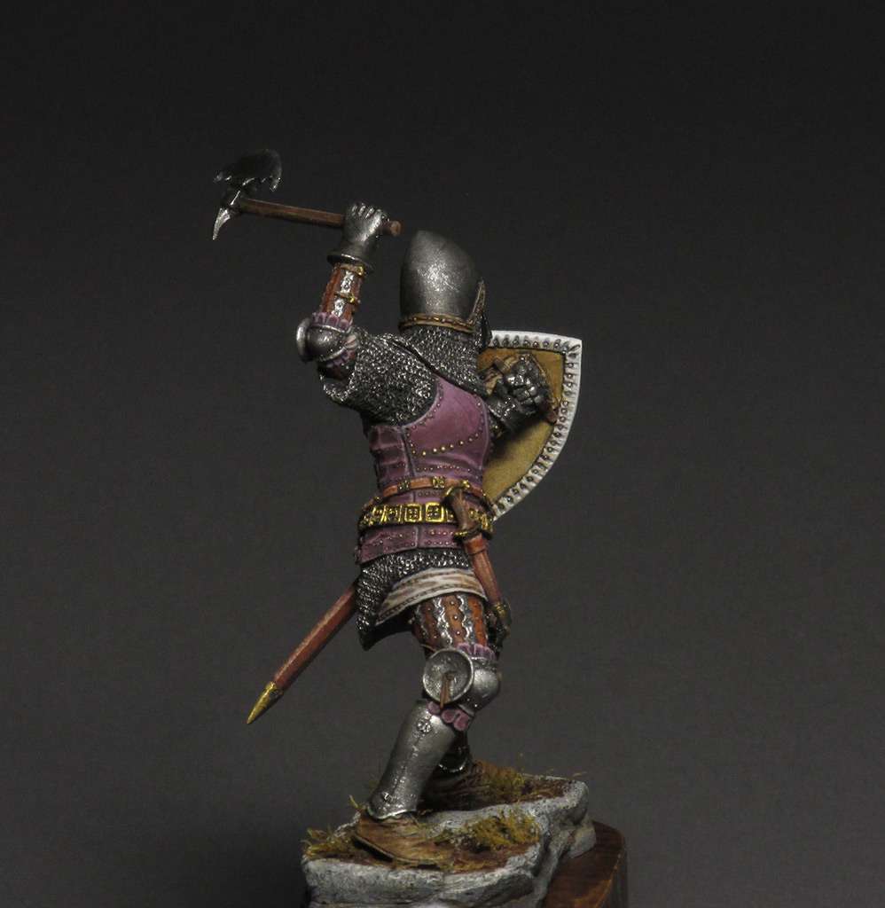 Figures: Brandenburg knight, photo #3