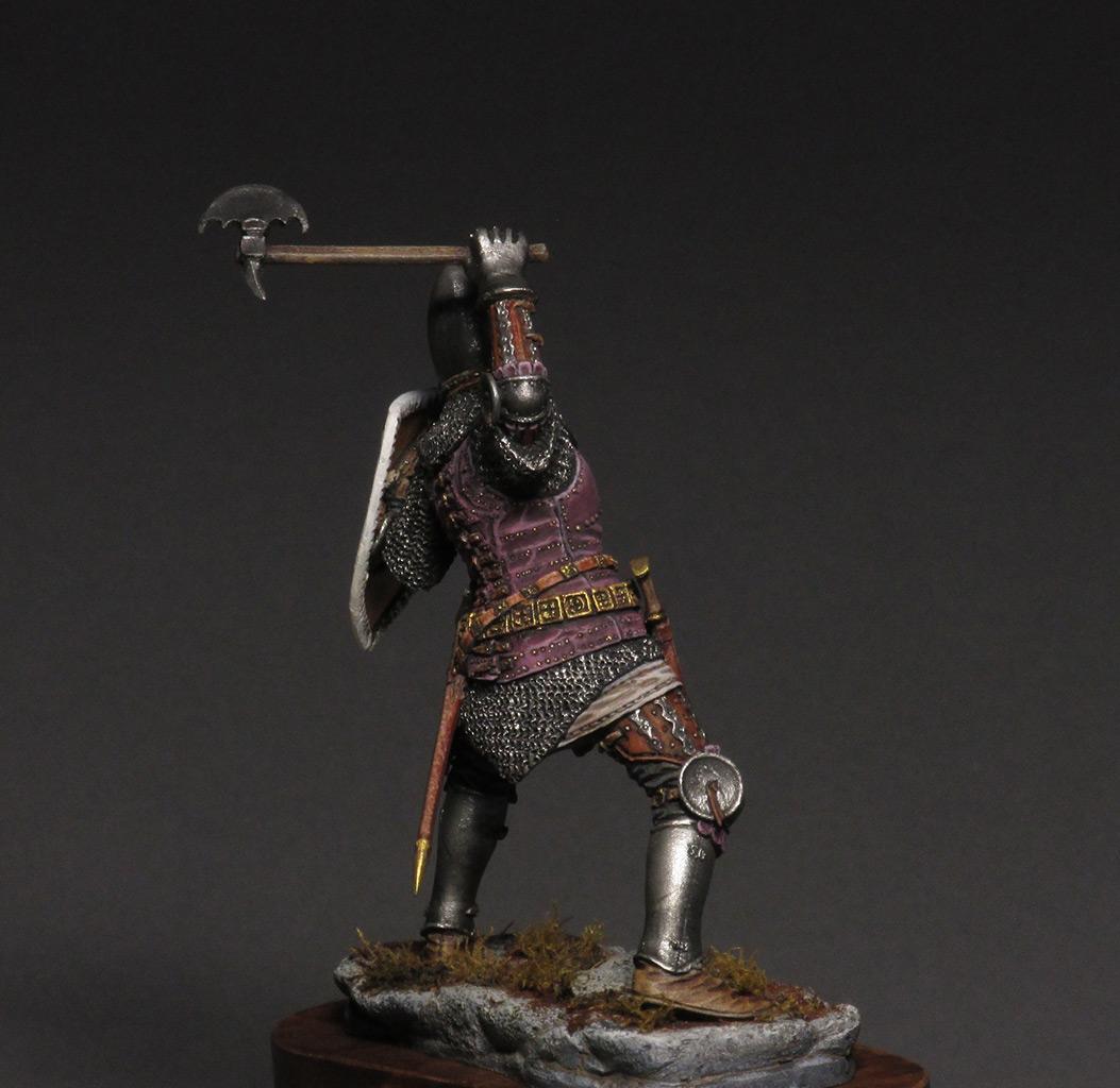 Figures: Brandenburg knight, photo #4