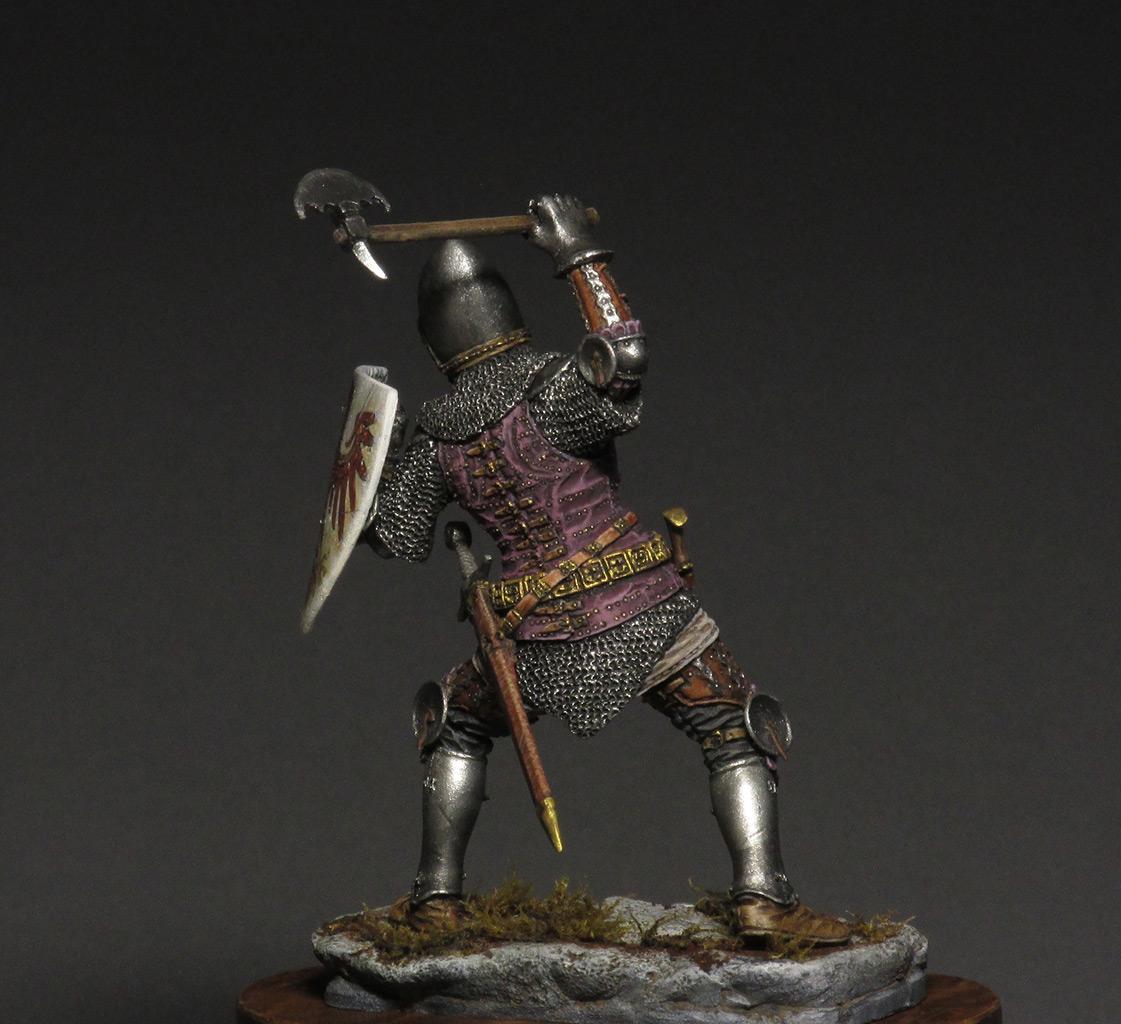 Figures: Brandenburg knight, photo #5
