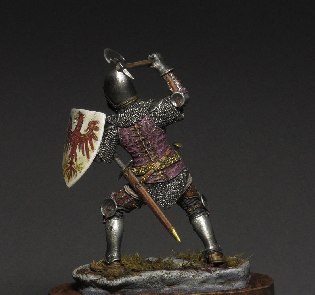 Figures: Brandenburg knight, photo #6