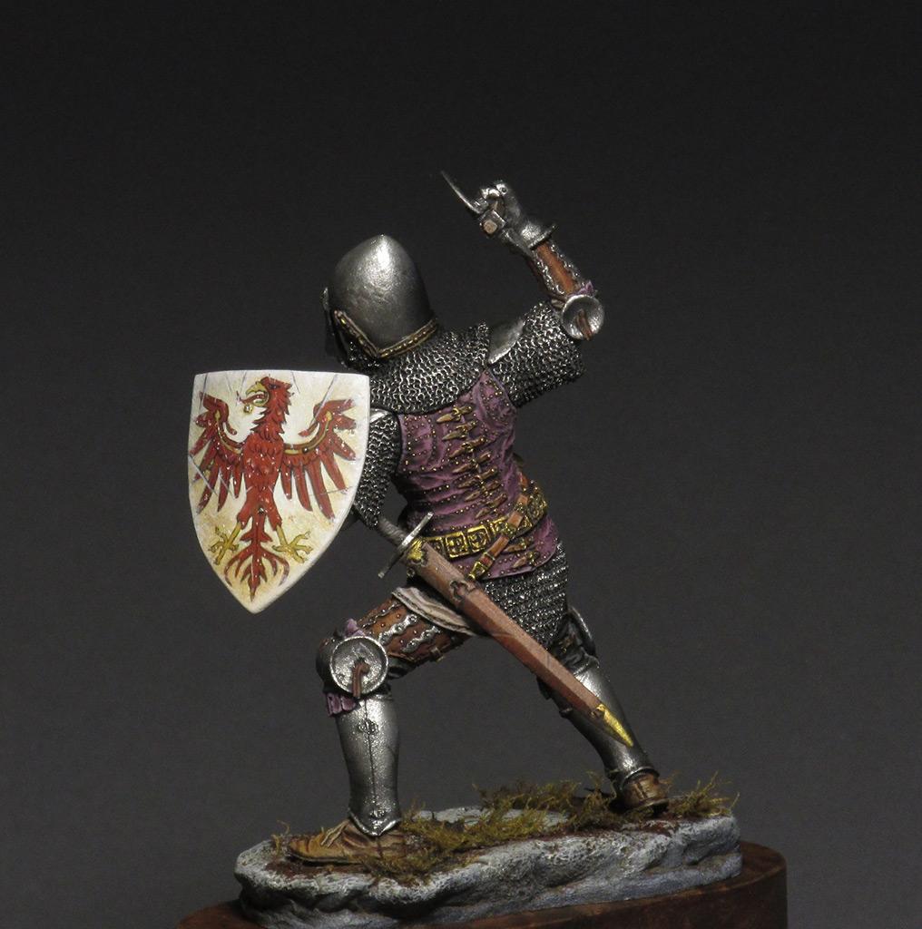 Figures: Brandenburg knight, photo #7