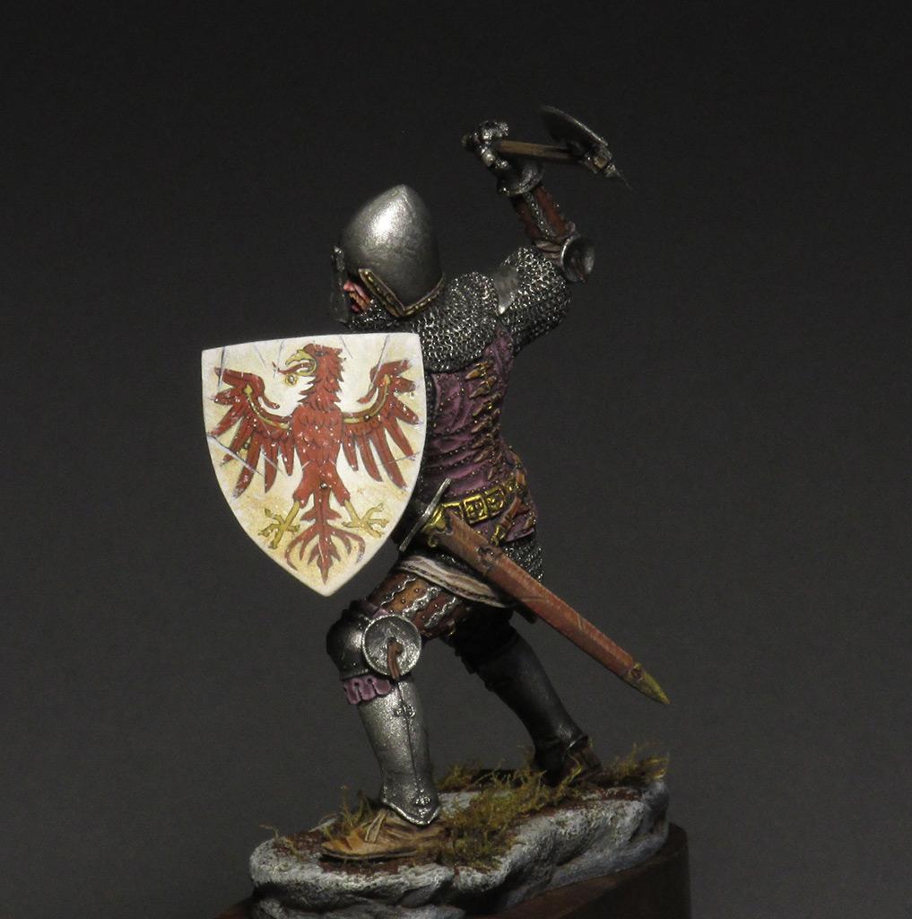 Figures: Brandenburg knight, photo #8