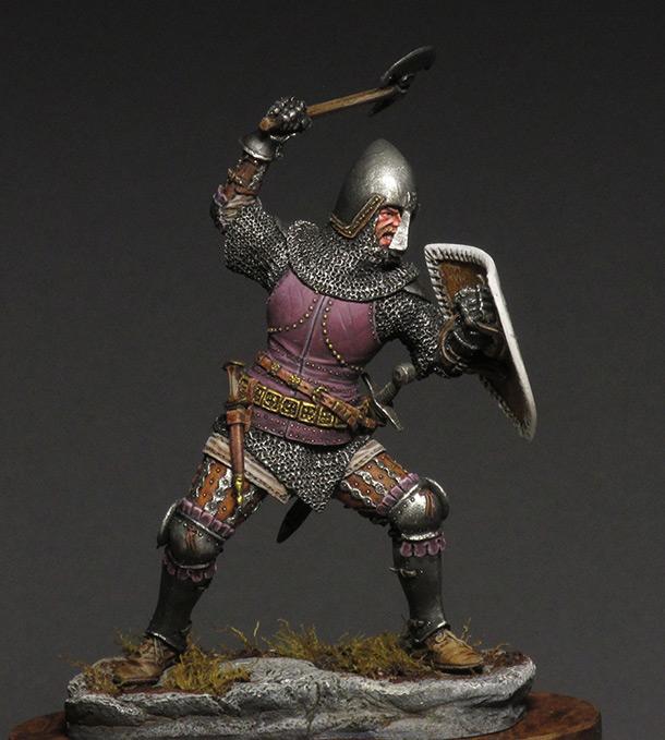 Figures: Brandenburg knight