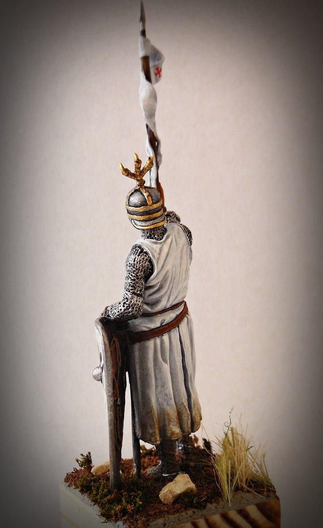Figures: Western european knight, XII-XII c., photo #4