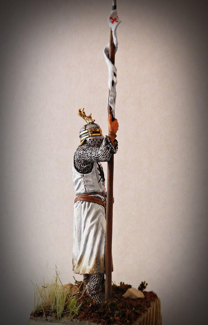 Figures: Western european knight, XII-XII c., photo #7