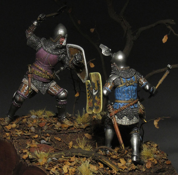Dioramas and Vignettes: Prussian autumn