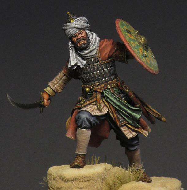 Figures: The Saracen