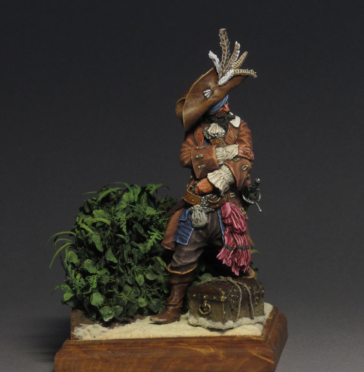 Figures: Captain Teague, photo #2