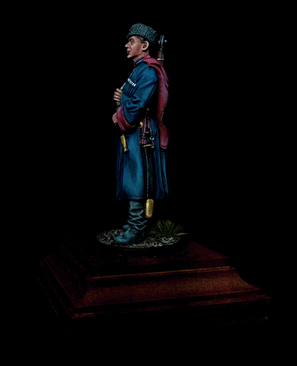 Figures: Kuban Cossack, photo #1