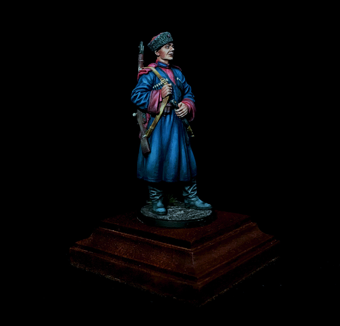 Figures: Kuban Cossack, photo #2