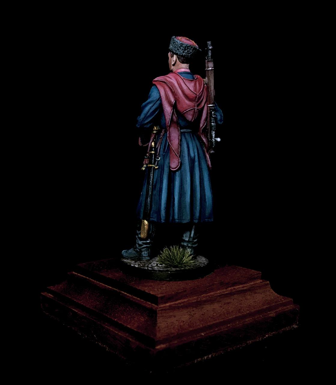 Figures: Kuban Cossack, photo #3