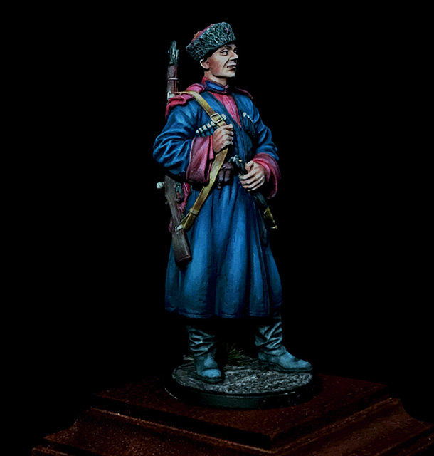 Figures: Kuban Cossack
