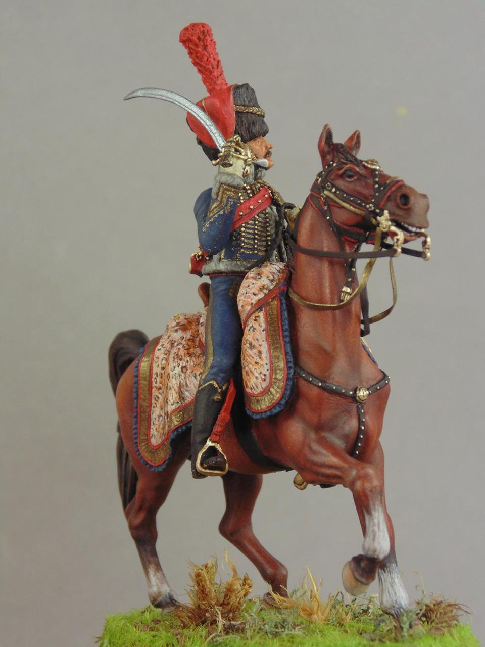 Figures: Officer, Guard horse artillery, photo #3