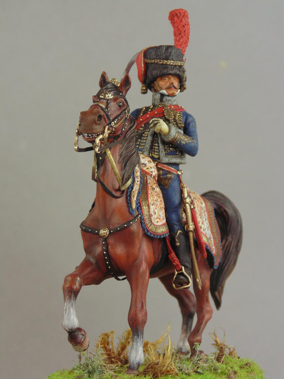 Figures: Officer, Guard horse artillery, photo #4