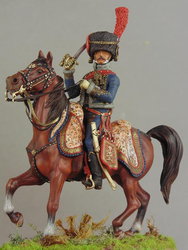 Figures: Officer, Guard horse artillery