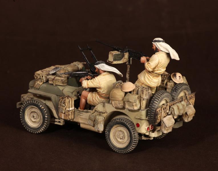 Figures: LRDG/SAS jeeps, photo #11