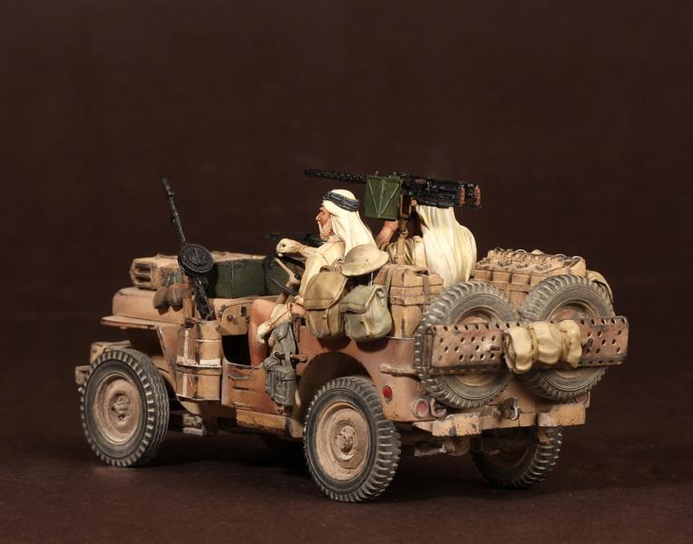 Figures: LRDG/SAS jeeps, photo #47
