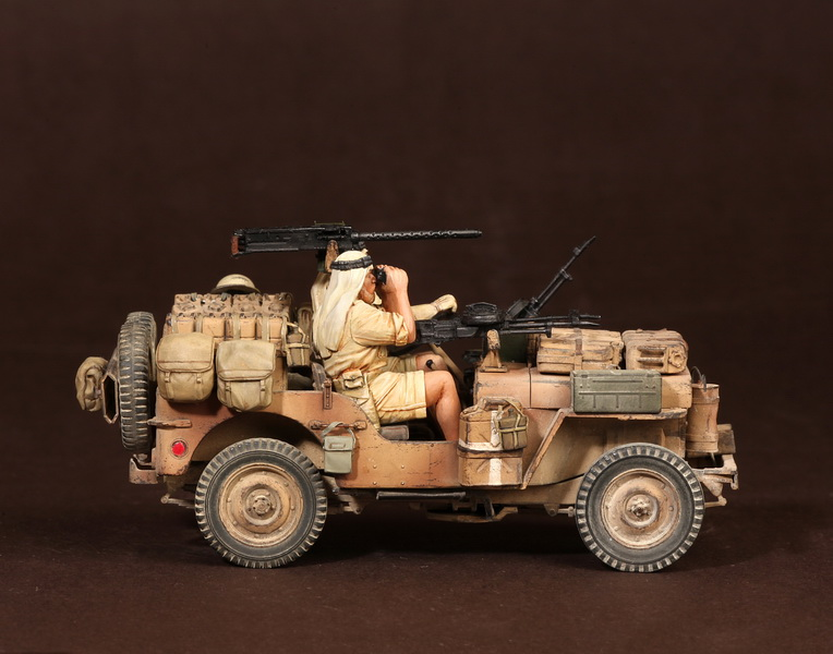 Figures: LRDG/SAS jeeps, photo #50