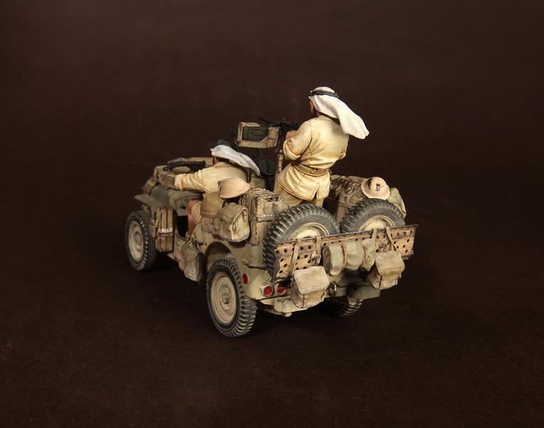 Figures: LRDG/SAS jeeps, photo #9