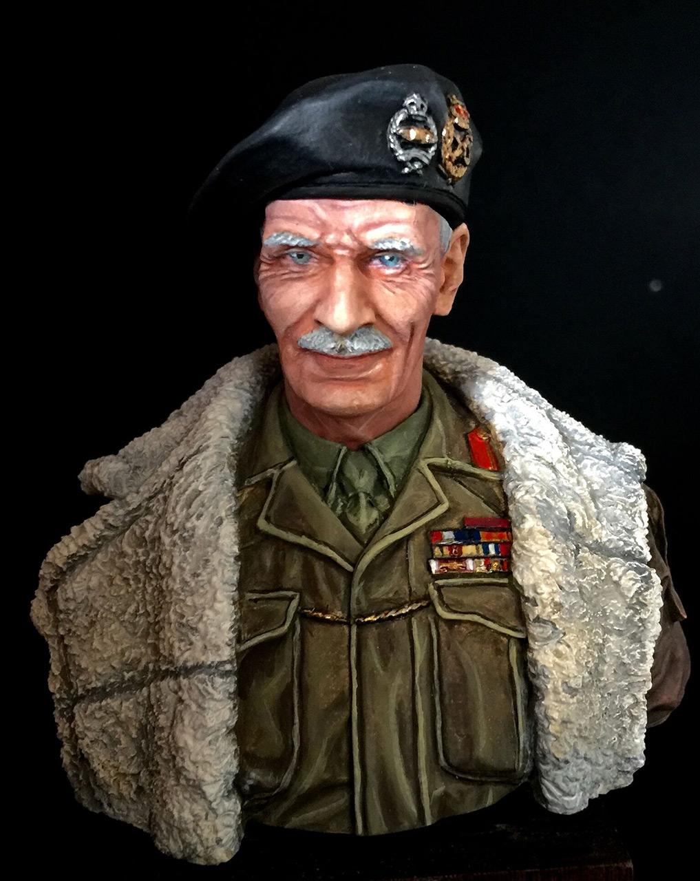 Figures: Bernard Law Montgomery, photo #1