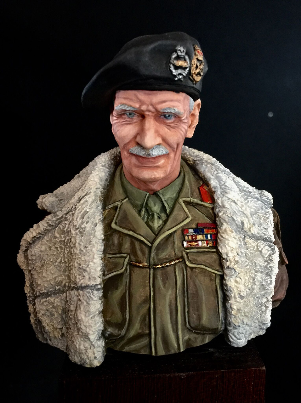 Figures: Bernard Law Montgomery, photo #2