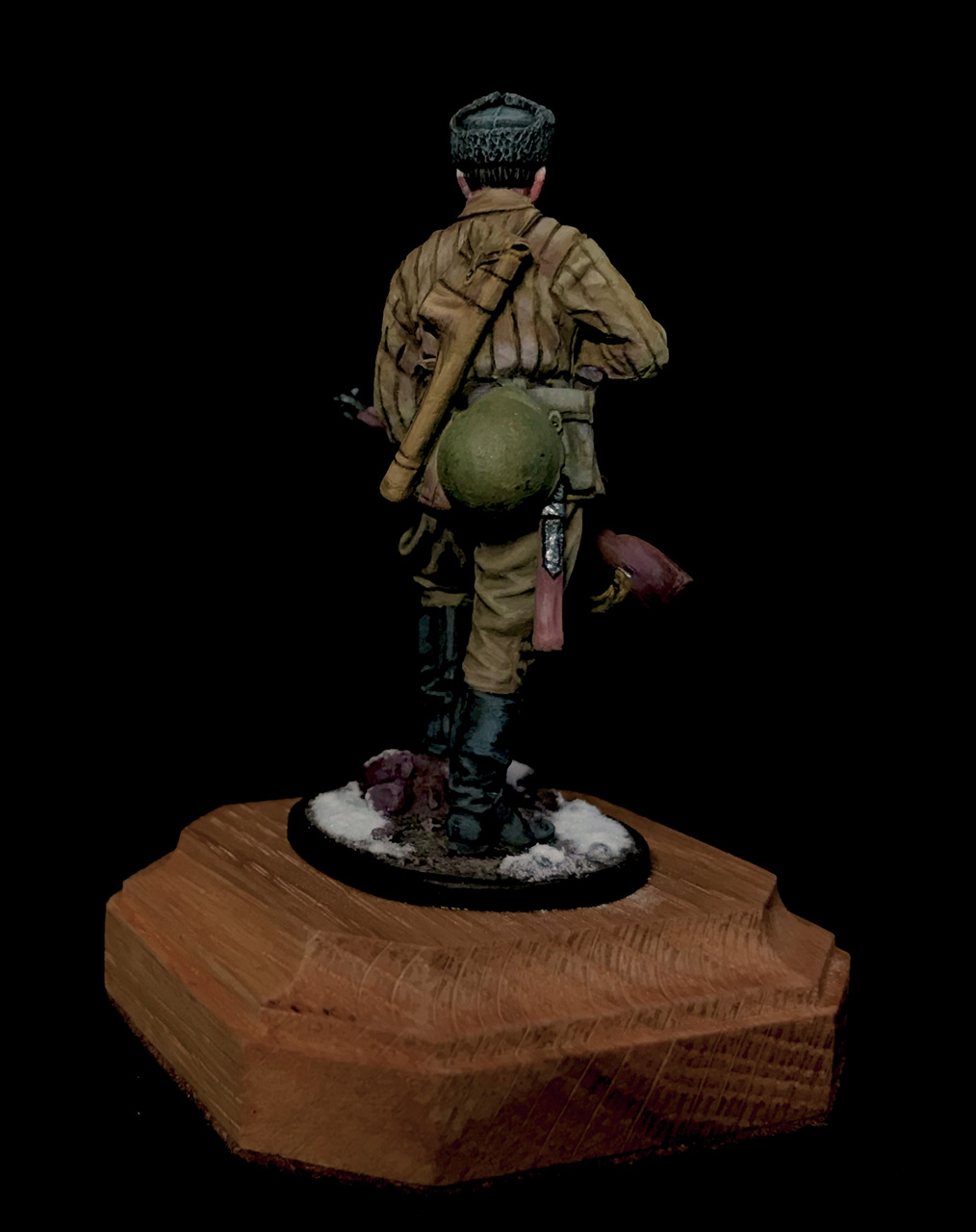Figures: Soviet sniper, photo #3