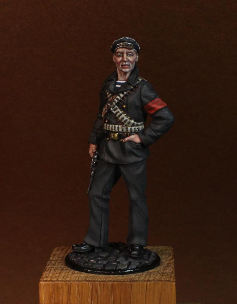 Figures: Revolutionary Baltic, 1917, photo #1
