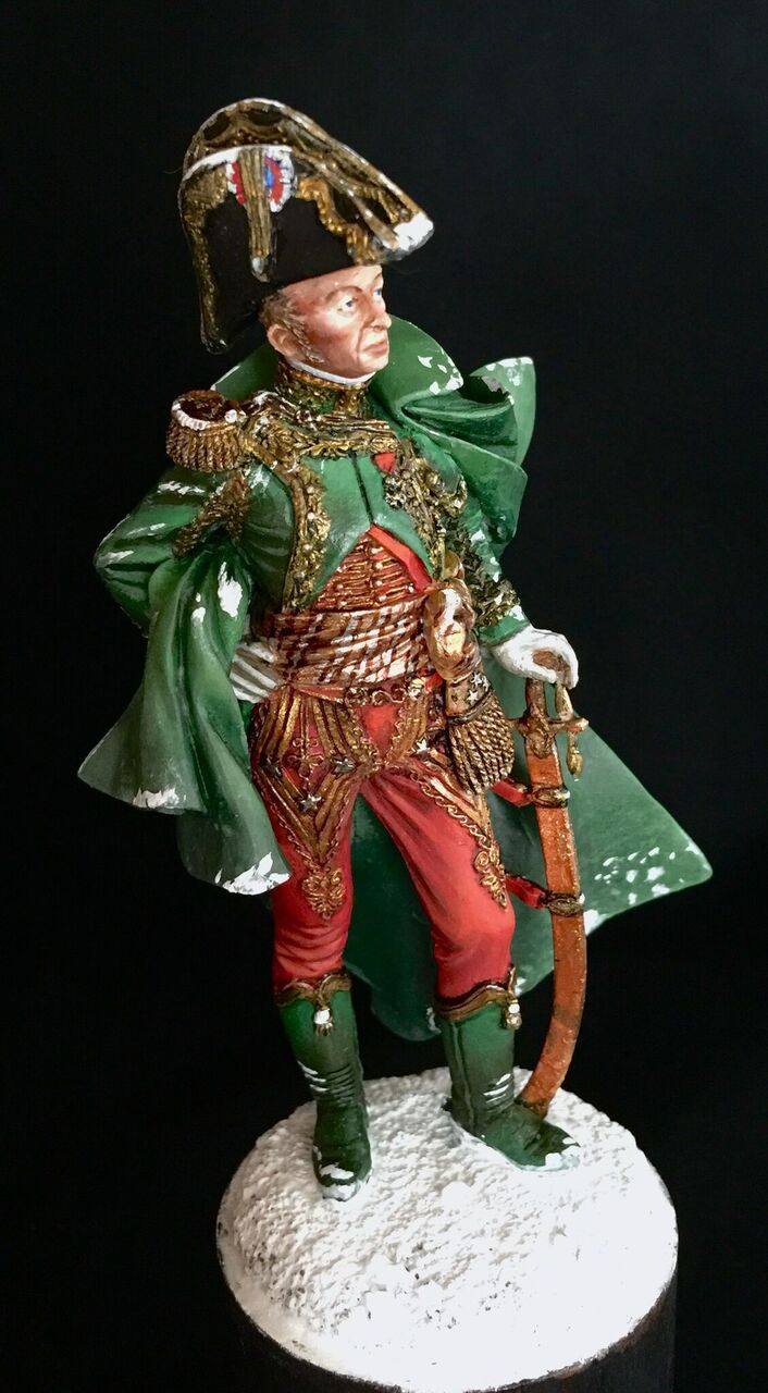 Figures: Marshal Emmanuel de Grouchy, photo #2