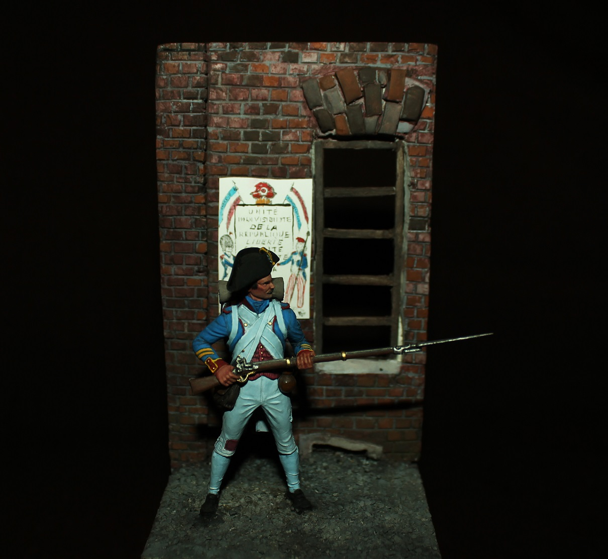 Figures: Defending the Revolution, photo #2
