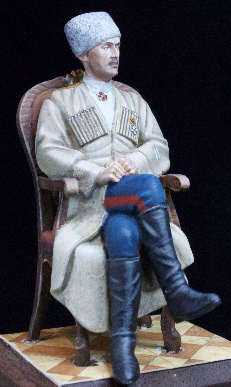 Figures: Pyotr Vrangel, photo #14
