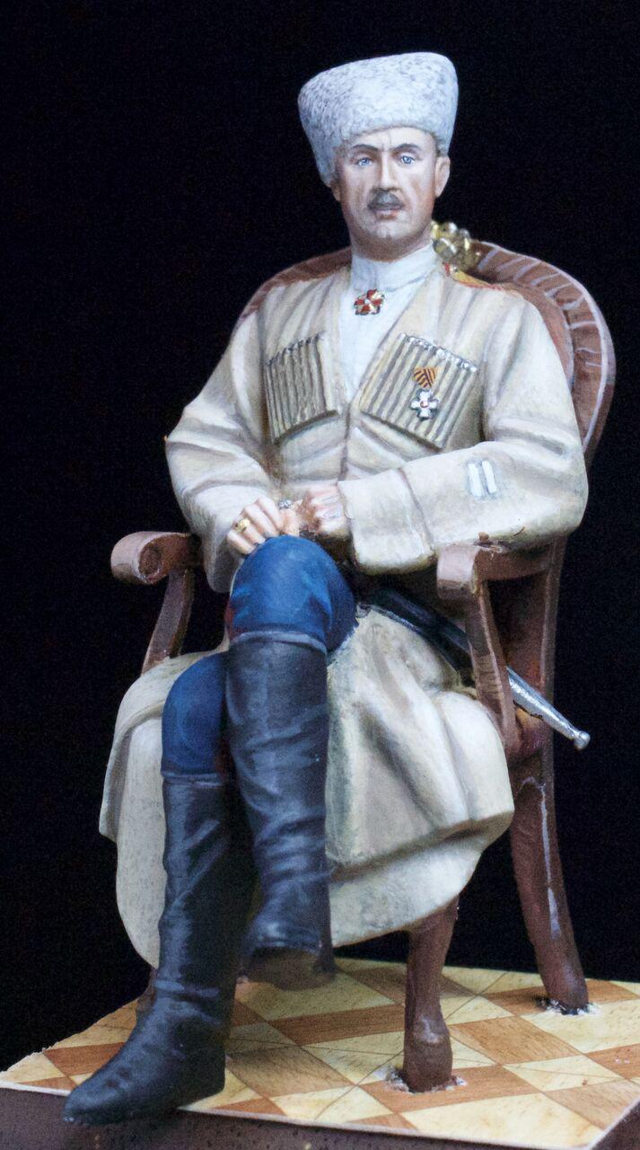 Figures: Pyotr Vrangel, photo #4