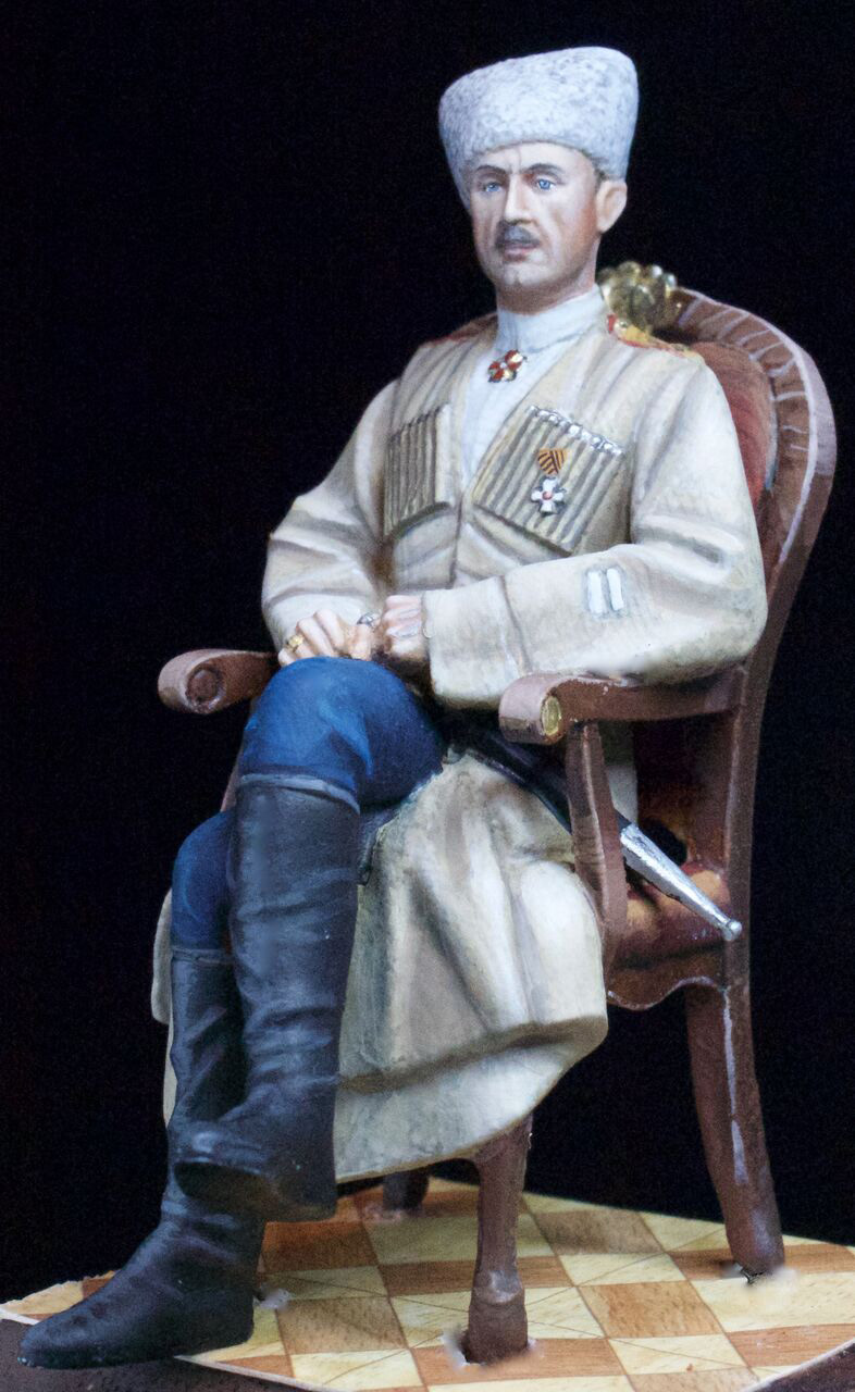 Figures: Pyotr Vrangel, photo #7