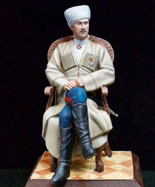 Figures: Pyotr Vrangel