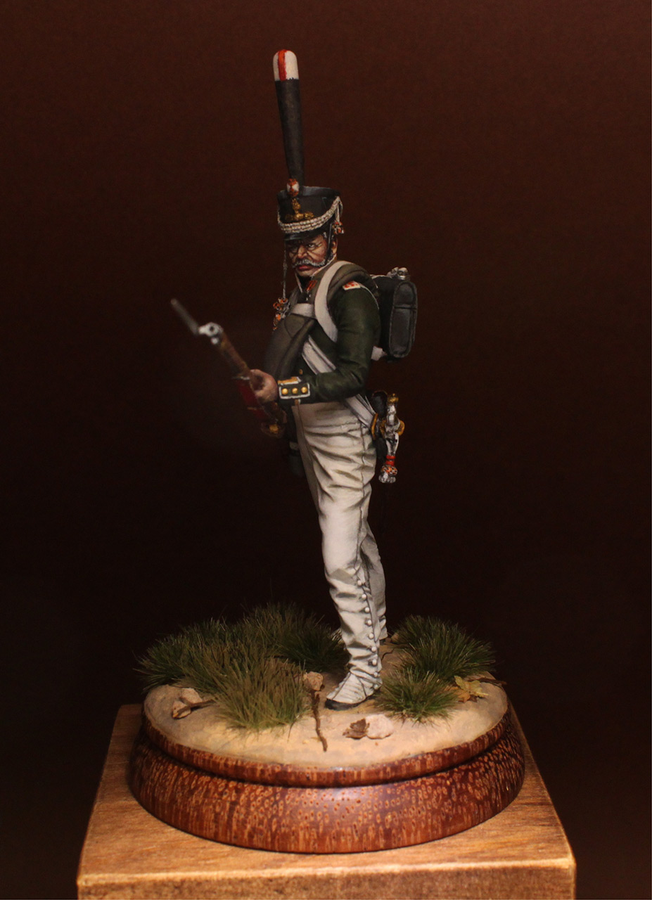 Figures: NCO, 2nd Marine regt., 1812-14, photo #3
