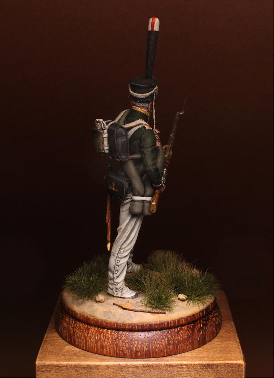 Figures: NCO, 2nd Marine regt., 1812-14, photo #7
