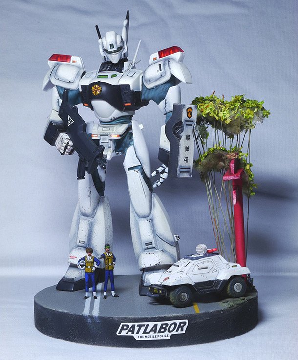 Miscellaneous: Mobile Police Patlabor