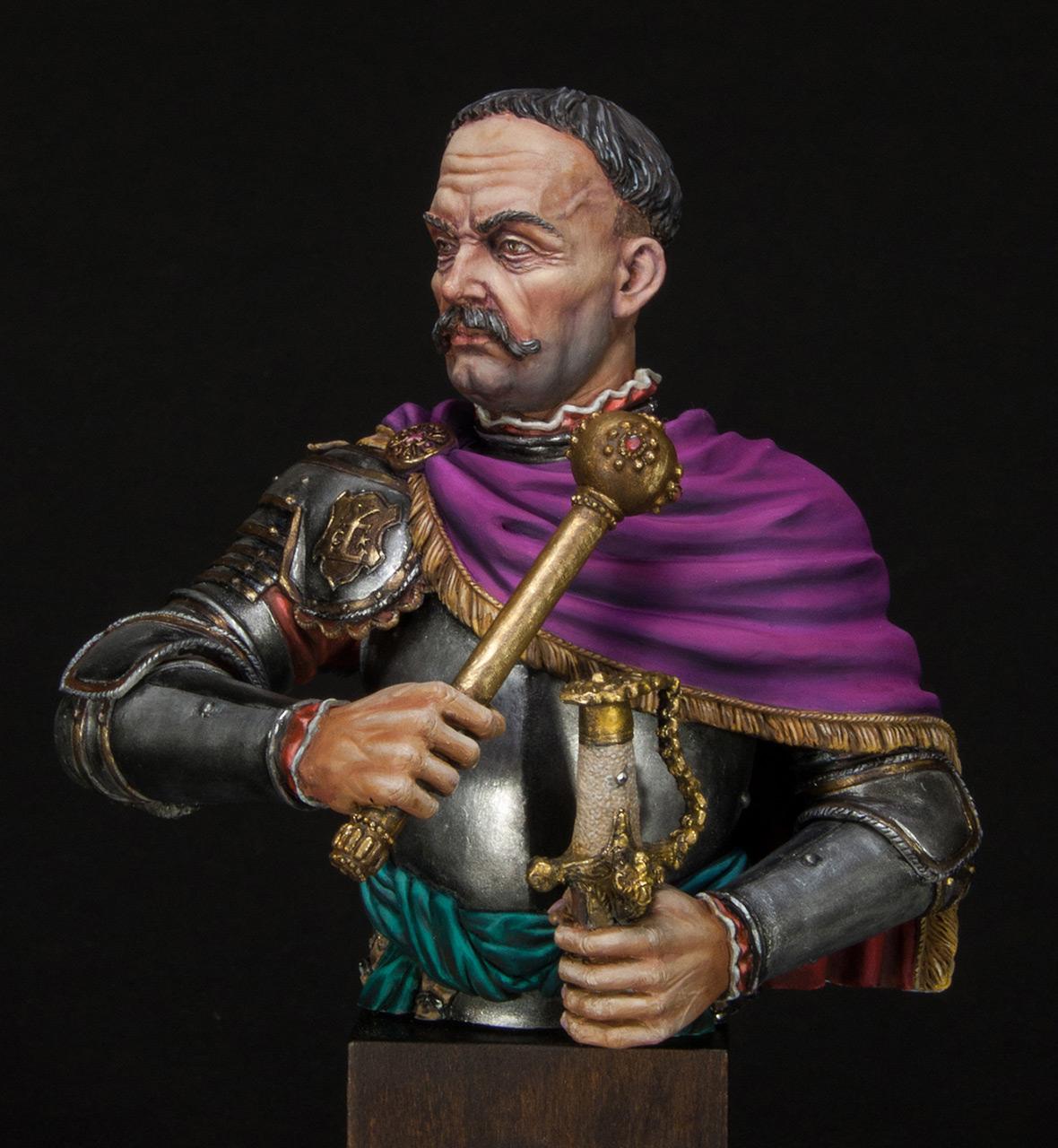 Figures: Ivan Mazepa, photo #1