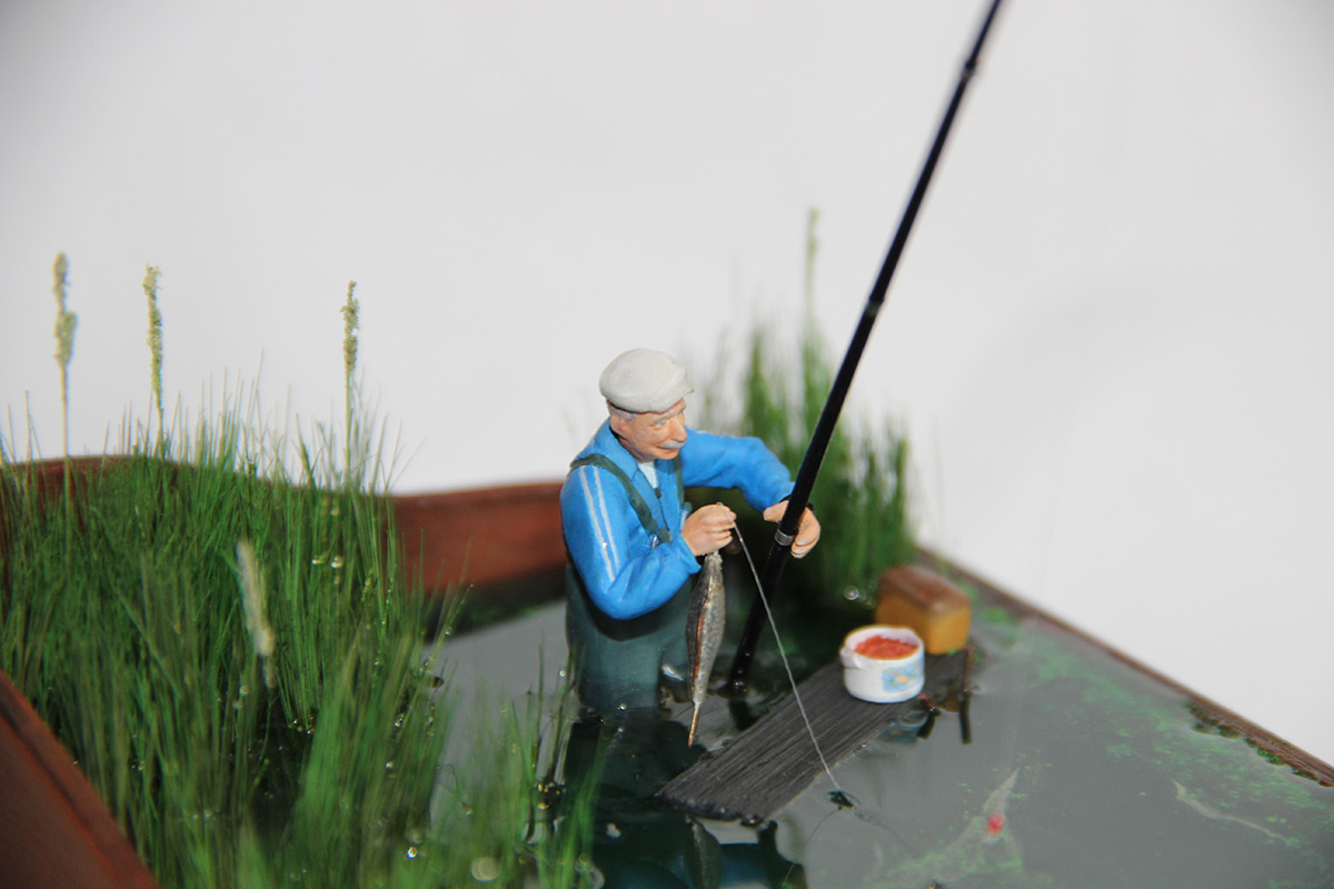 Dioramas and Vignettes: Mikhalych!, photo #7