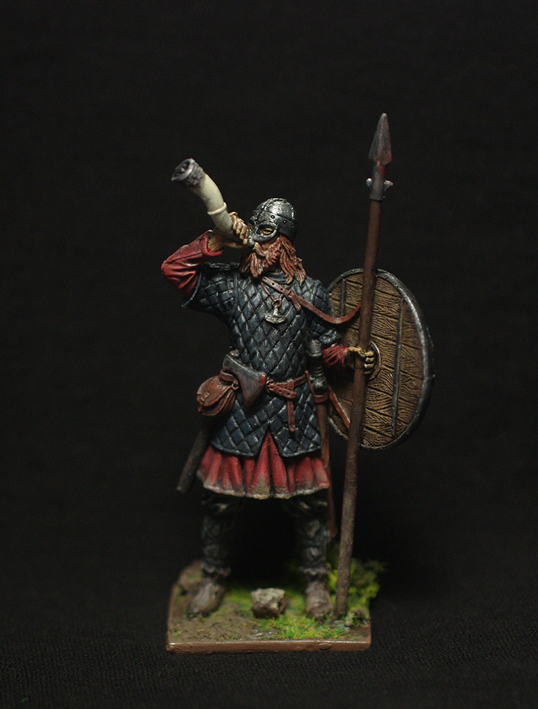 Figures: Viking, IX-X cent., photo #1
