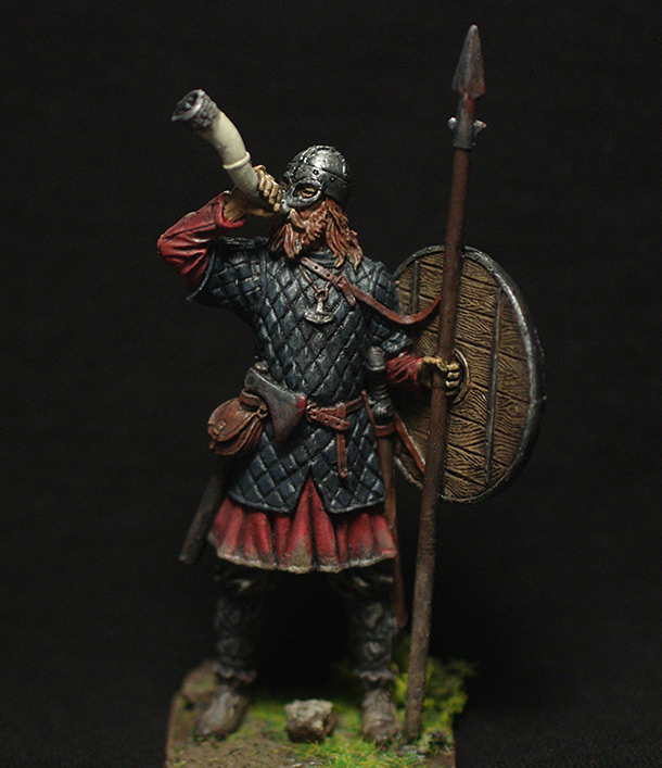 Figures: Viking, IX-X cent.