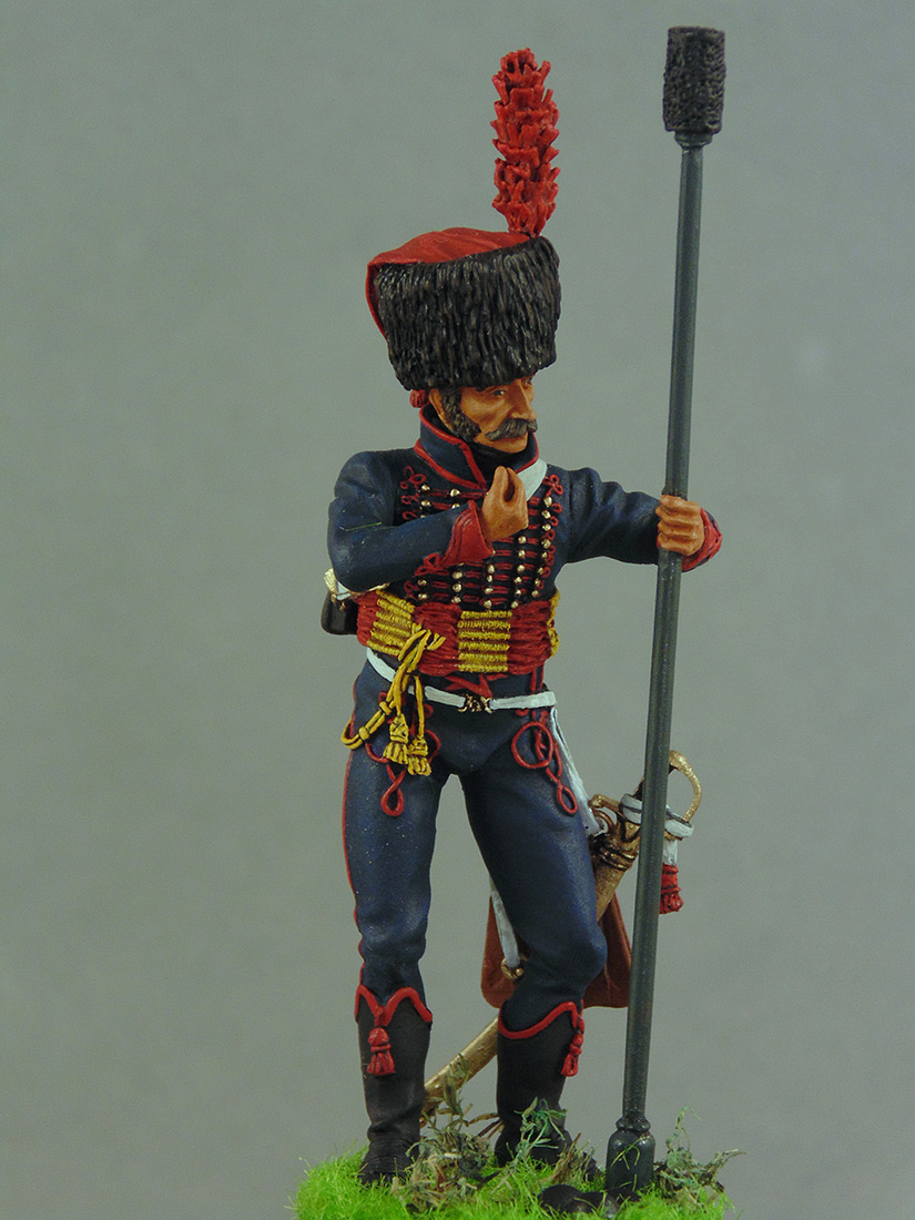 Figures: Canonier, Guards mounded artillery, Napoleonic France, photo #2